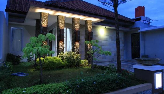 Natura Rumah Singgah Purwokerto - Bungalow 3 kamar