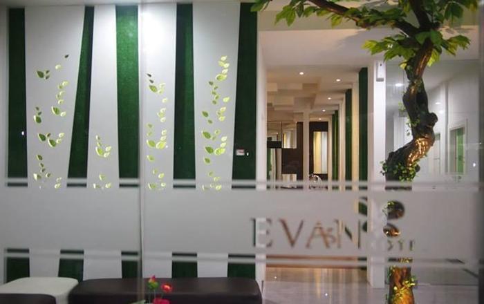 Evan Hotel Jambi - Lobby Depan