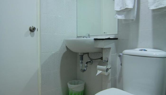 Evan Hotel Jambi - Kamar mandi