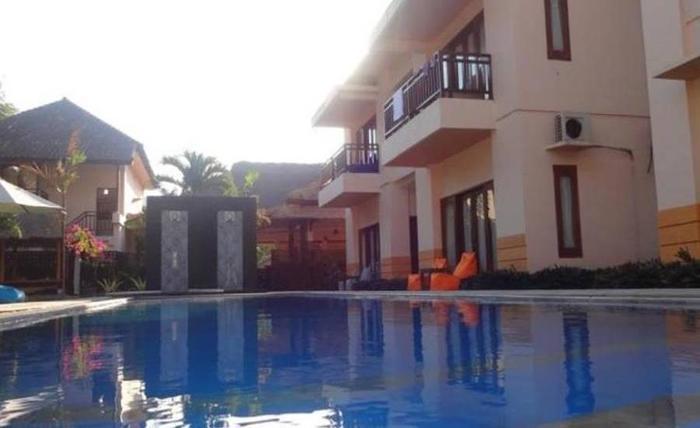 Melati Resort & Hotel Kuta Lombok Lombok - Kolam Renang