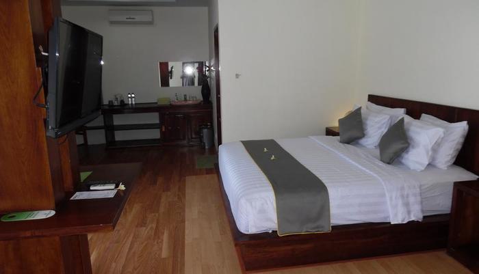 Melati Resort & Hotel Kuta Lombok Lombok - Kamar tamu