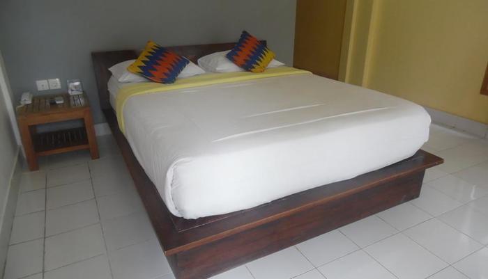 Melati Resort & Hotel Kuta Lombok Lombok - Guest room