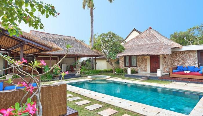 The Club Villas Bali - Villa Keluarga Kolam dua, Kolam Renang Pribadi