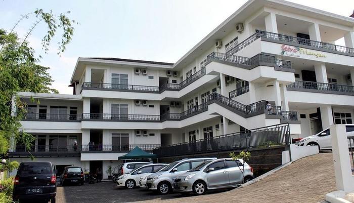 Setra Priangan Guest House   - Tampilan Luar