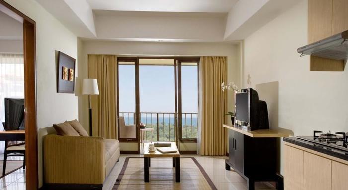 New Kuta Hotel Bali - Ruang Tamu