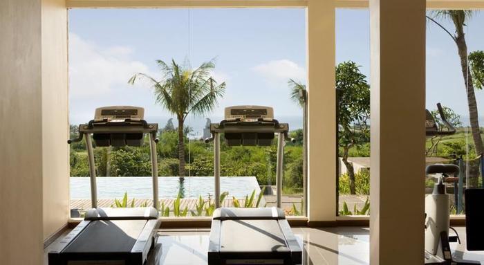 New Kuta Hotel Bali - Pusat Kebugaran