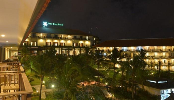 New Kuta Hotel Bali - Malam