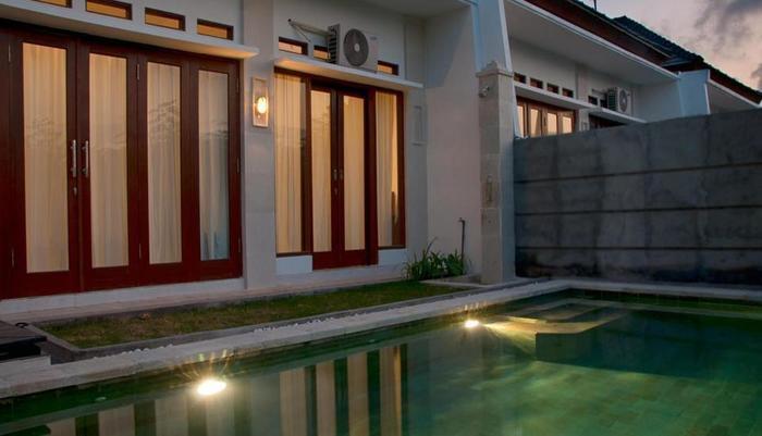 Villa Dencarik Bali - Kolam Renang