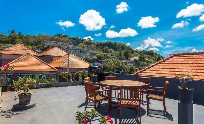 RedDoorz @ Kori Nuansa Jimbaran Bali - Rooftop