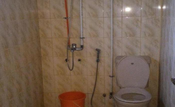 Hotel Sakato Padang - Kamar mandi