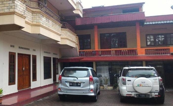 Hotel Sakato Padang - Eksterior