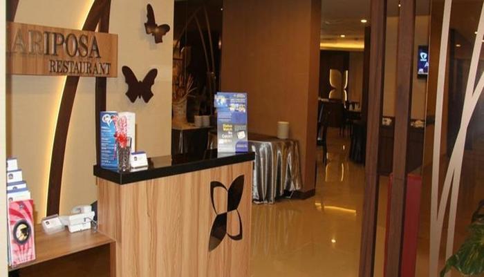 Best Western Papilio Hotel Surabaya - Restoran