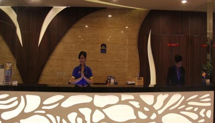 Best Western Papilio Hotel Surabaya - Resepsionis