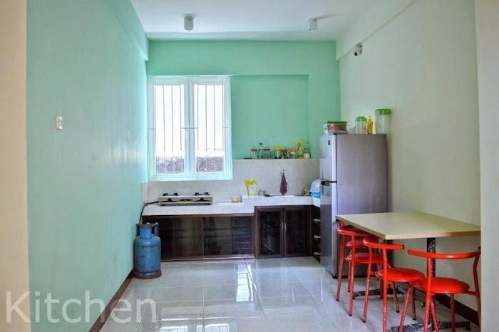 House of Dharmawan Surabaya - Kitchen