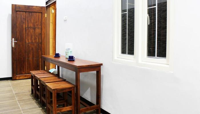 House of Dharmawan Surabaya - Ruang makan