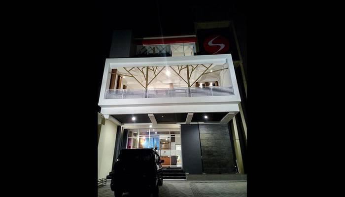 Size Inn Hotel Cirebon - Exterior