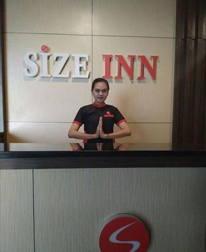 Size Inn Hotel Cirebon - Reception