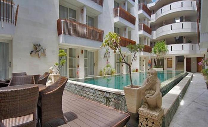 Alamat Located At Adhi Jaya Sunset Hotel Jl Road Kuta Bali 80361 Indonesia 80361Bali Rating Star Murah Bintang 3 Di