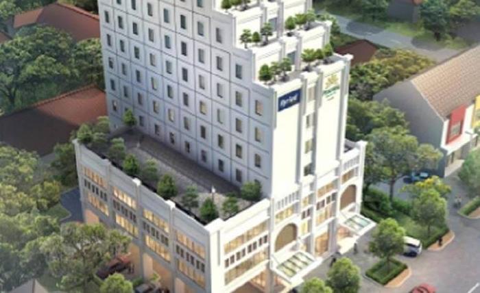 Kyriad Pesonna Hotel Gresik Gresik - Tampilan Luar Hotel