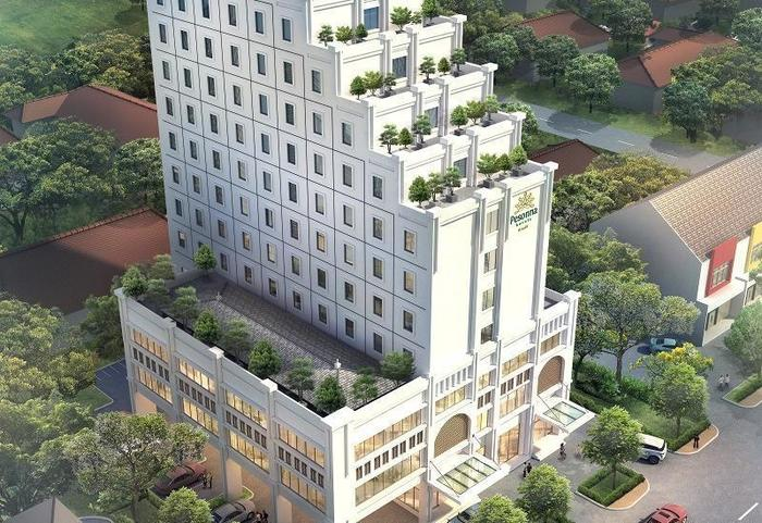 Pesonna Hotel Gresik - Bangunan