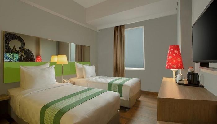 Pesonna Hotel Gresik - Kamar Tidur