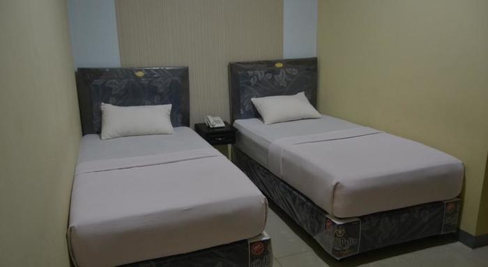 Hotel Khalista Purwakarta - Kamar tamu