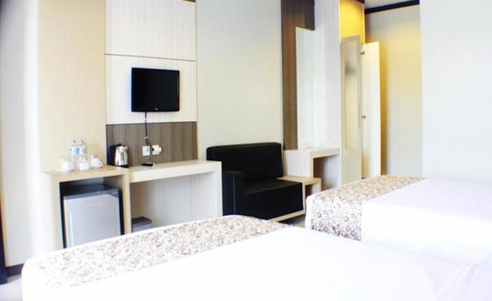 Grand Hani Hotel Bandung - Kamar tamu