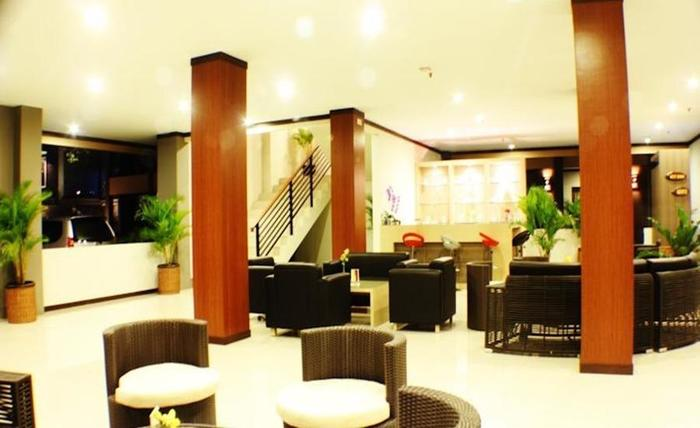 Grand Hani Hotel Bandung - Lobi