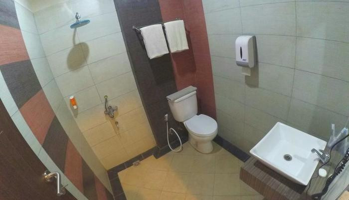 Grand Hani Hotel Lembang - Kamar mandi