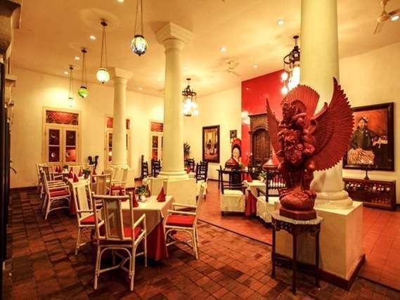Hotel Tugu Blitar - Restoran