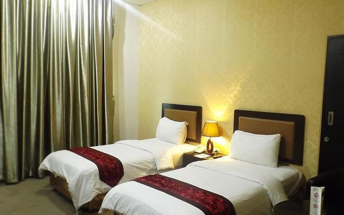 Grand Kanaya Hotel Medan - KAMAR SUPERIOR TWIN