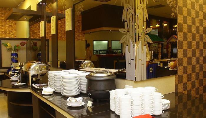 Grand Kanaya Hotel Medan - SARAPAN BUFFE
