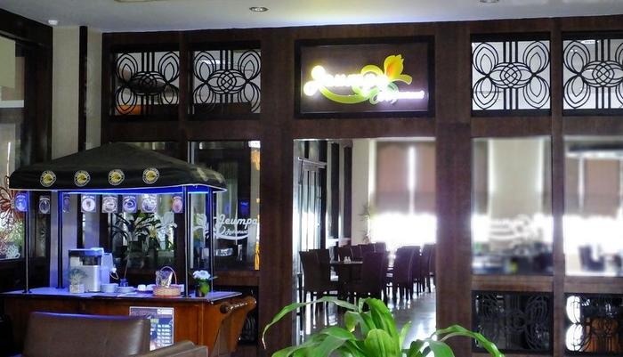 Grand Kanaya Hotel Medan - RESTORAN