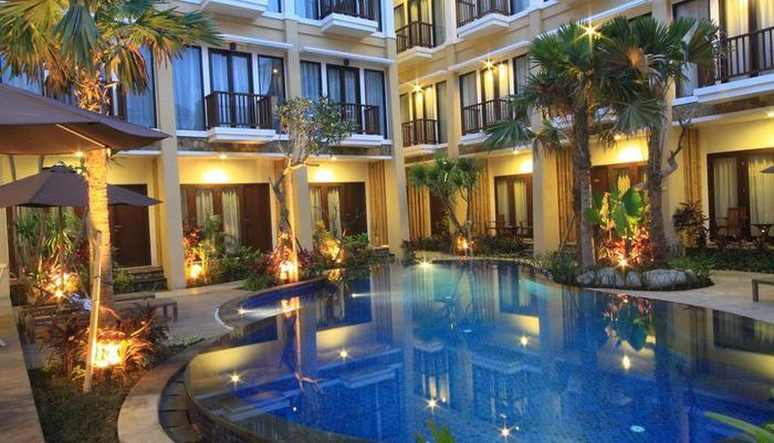 Suris Boutique Hotel Bali - Kolam Renang