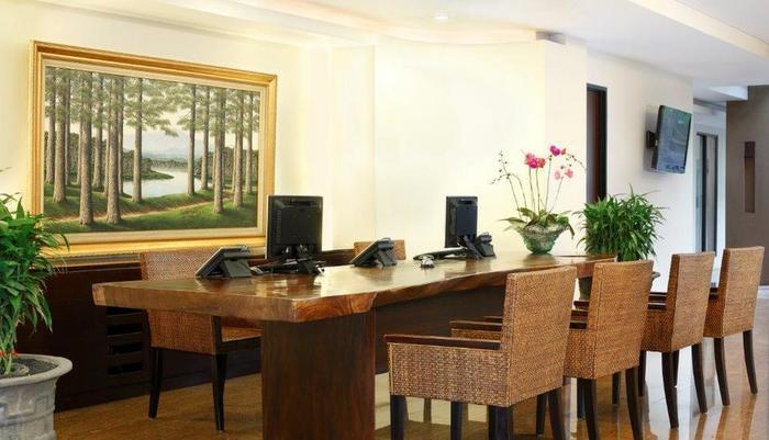 Hotel Santika Kuta Bali - Lobi