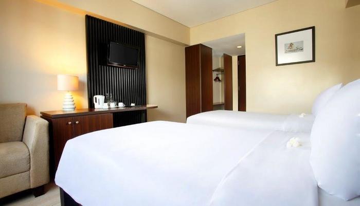 Hotel Santika Kuta Bali - Kamar Superior Twin