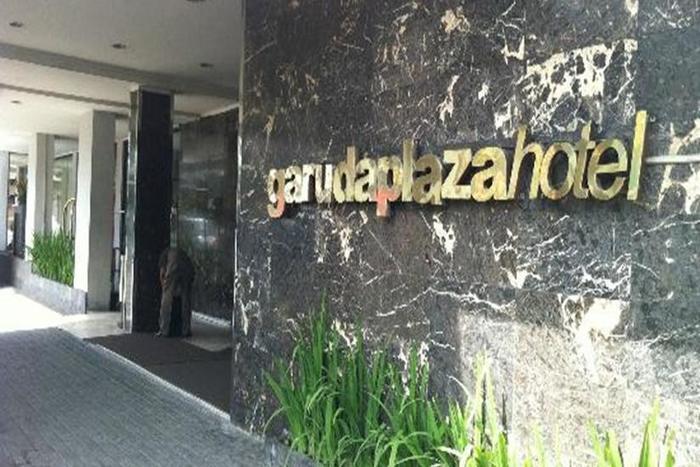 Garuda Plaza Hotel Medan - Eksterior