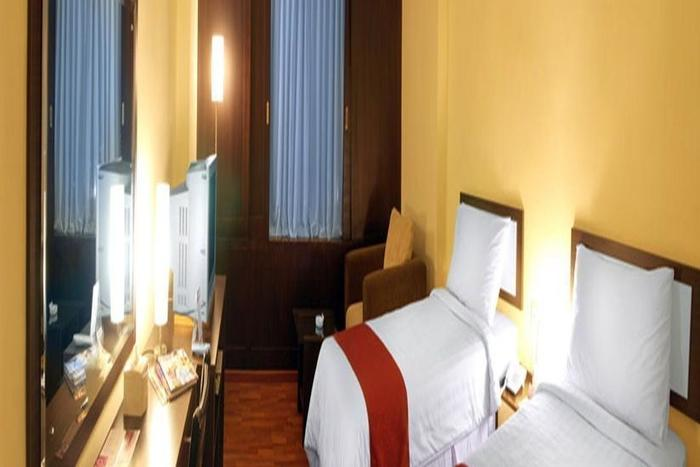 Garuda Plaza Hotel Medan - Kamar Deluxe