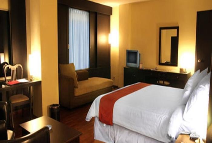Garuda Plaza Hotel Medan - Kamar Eksekutif Deluxe