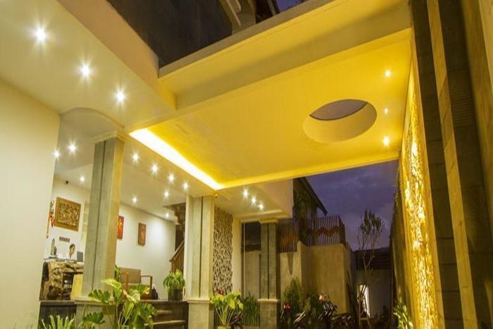Delu Villas and Suite Bali - Eksterior