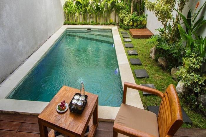 Delu Villas and Suite Bali - Villa 1 Kamar Tidur dengan Kolam renang pribadi