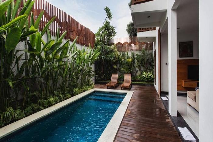 Delu Villas and Suite Bali - Villa 2 Kamar Tidur dengan Kolam renang pribadi