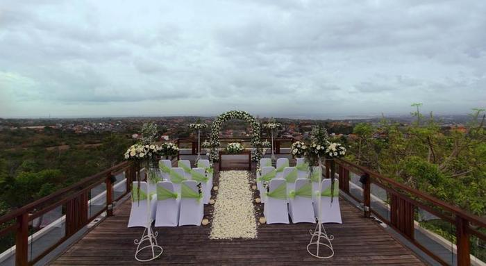 Casa Bonita Villas Bali - outdoor view