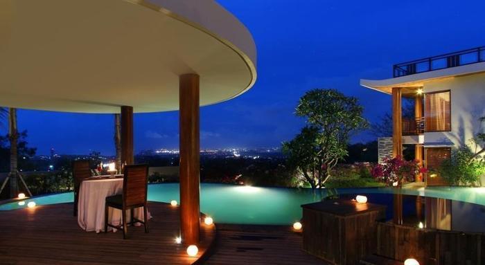 Casa Bonita Villas Bali - Kolam Renang