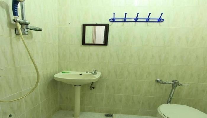 Hotel Rezeki Batam - Kamar mandi