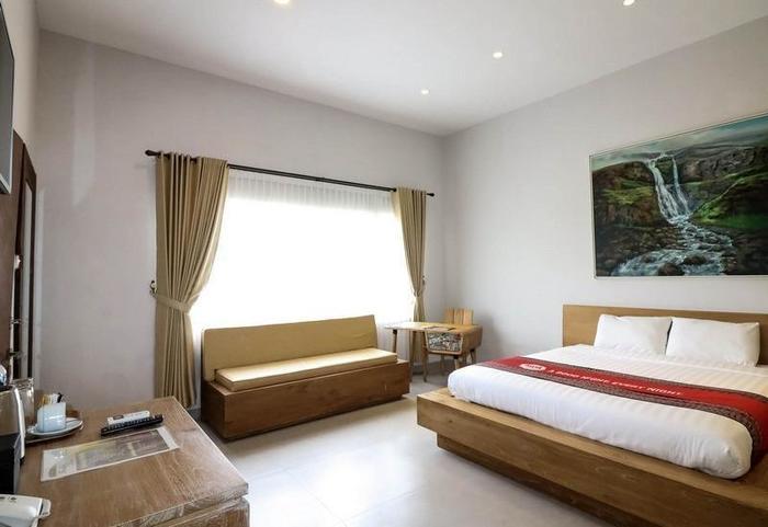 NIDA Rooms Gito Gati Tugu Jogja - Kamar tamu