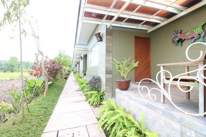 NIDA Rooms Gito Gati Tugu Jogja - Pemandangan Area