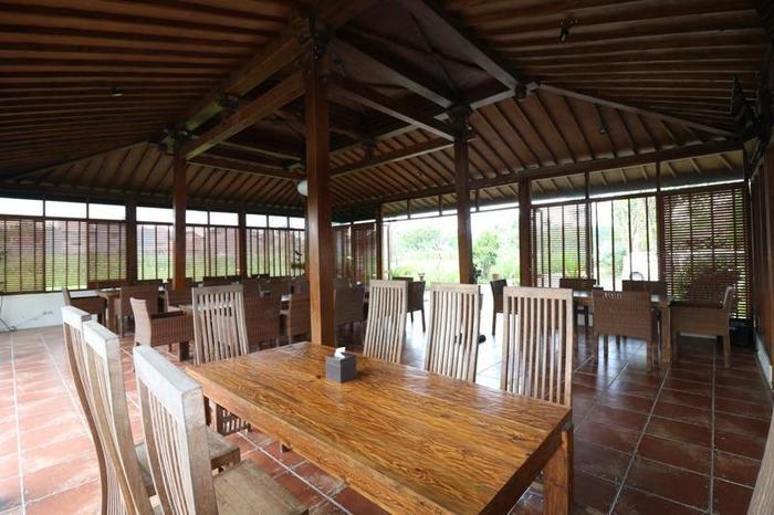 NIDA Rooms Gito Gati Tugu Jogja - Restoran