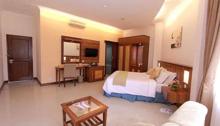 Horison Karang Setra Resorts Bandung - Deluxe Double
