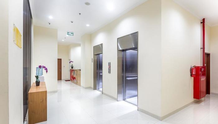 Astera Hotel Bintaro - Lantai dasar